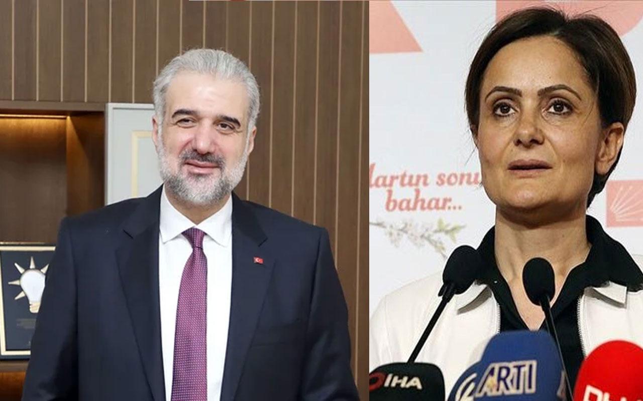 Canan Kaftancıoğlu'ndan Osman Nuri Kabaktepe'ye 'kahve daveti' yanıtı