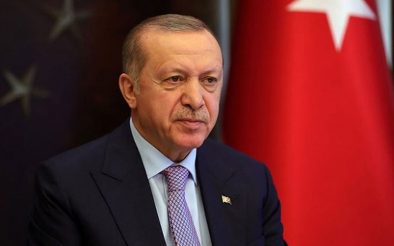 Cumhurbaşkanı Erdoğan, Sudan Egemenlik Konseyi Başkanı ile görüştü