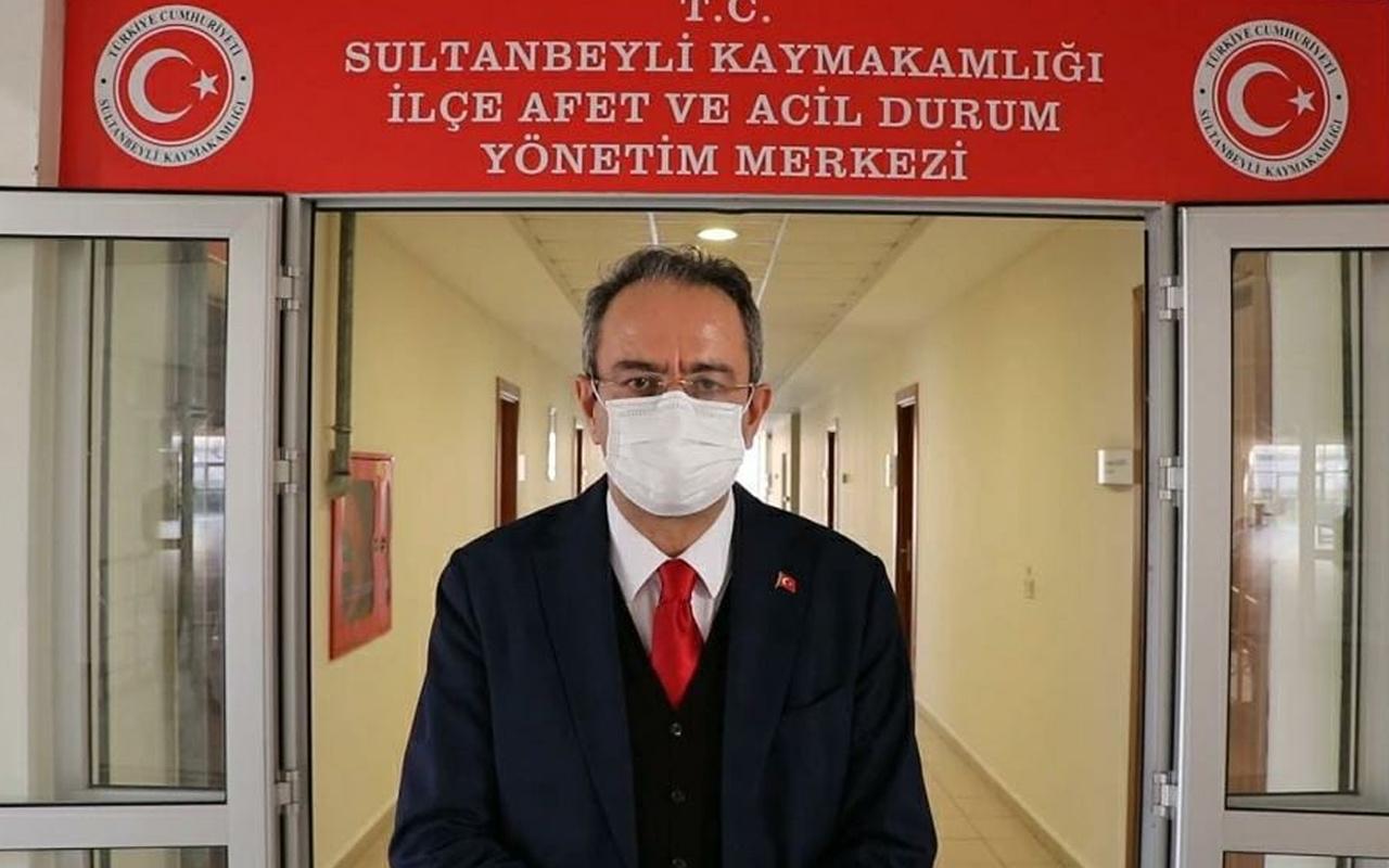 """Sultanbeyli'de 500'ün üzerinde kamu personeli """"afet bilinci eğitimi"""" aldı"""