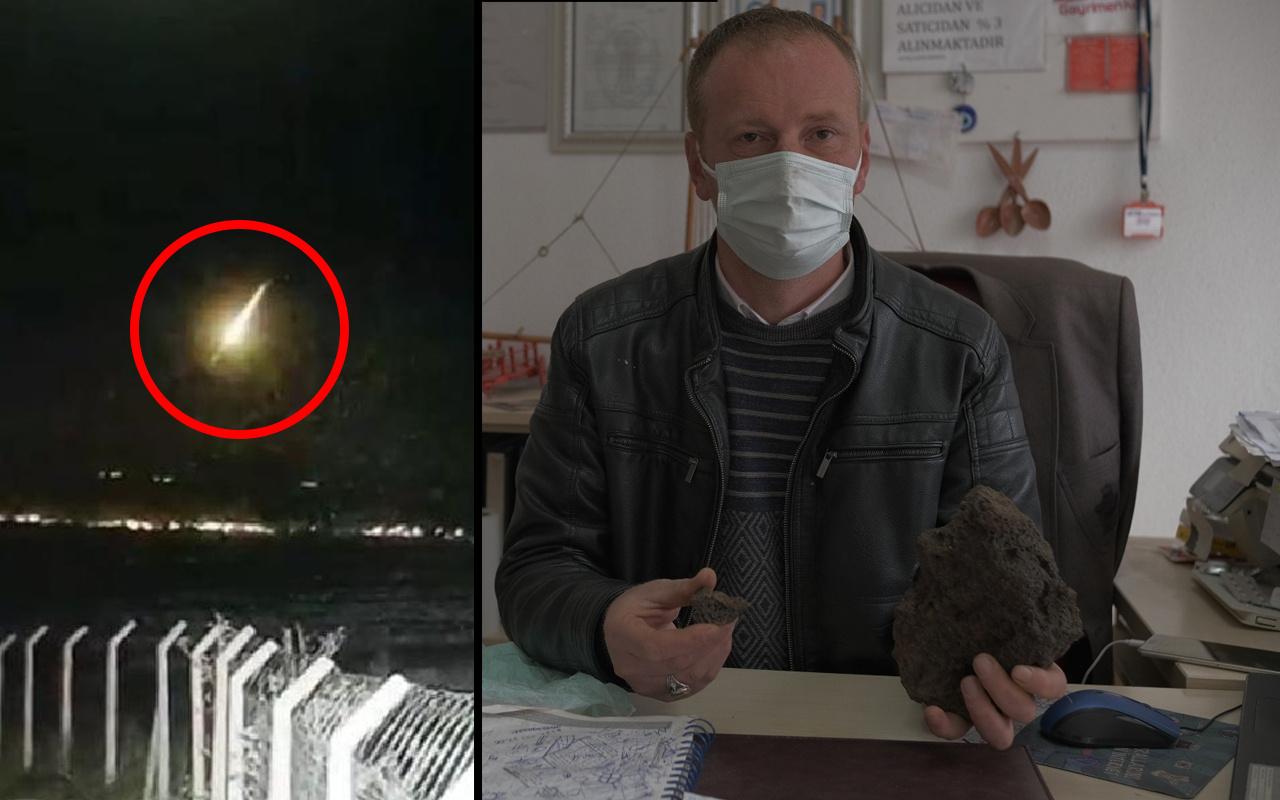 Geceyi aydınlattı Ordu'da yolda bulup satışa çıkardı! Samsun Trabzon Giresun Tokat Kayseri'den görüldü