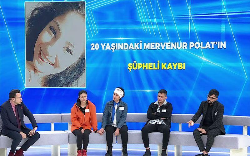 ATV Müge Anlı Tatlı Sert'te Mervenur Polat olayı dehşet! Tecavüz ettiler kayboldu