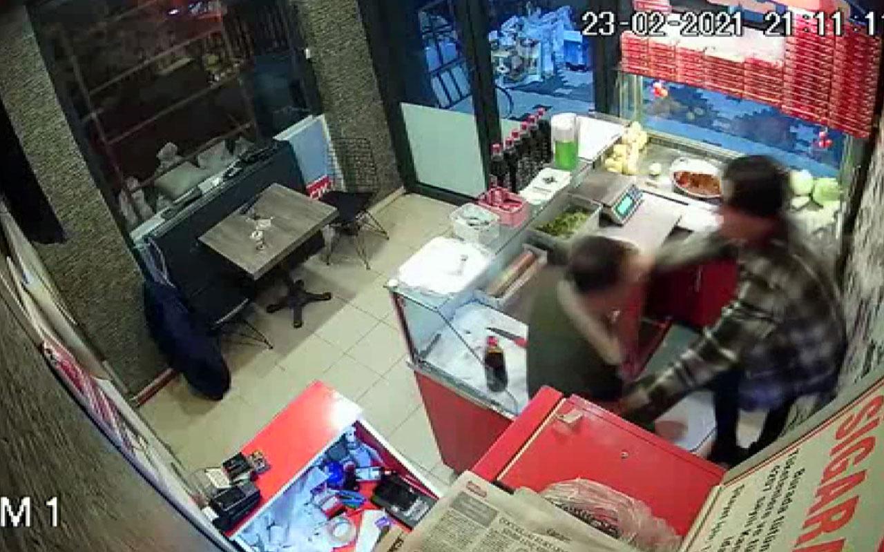 Çiğ köfte 'acılı' diye çalışana saldırıp yumruklayan şüpheli serbest