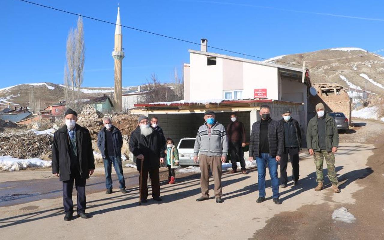 Sivas'ta bu köye Covid-19 uğramadı! Köylüler işin sırrını verdi