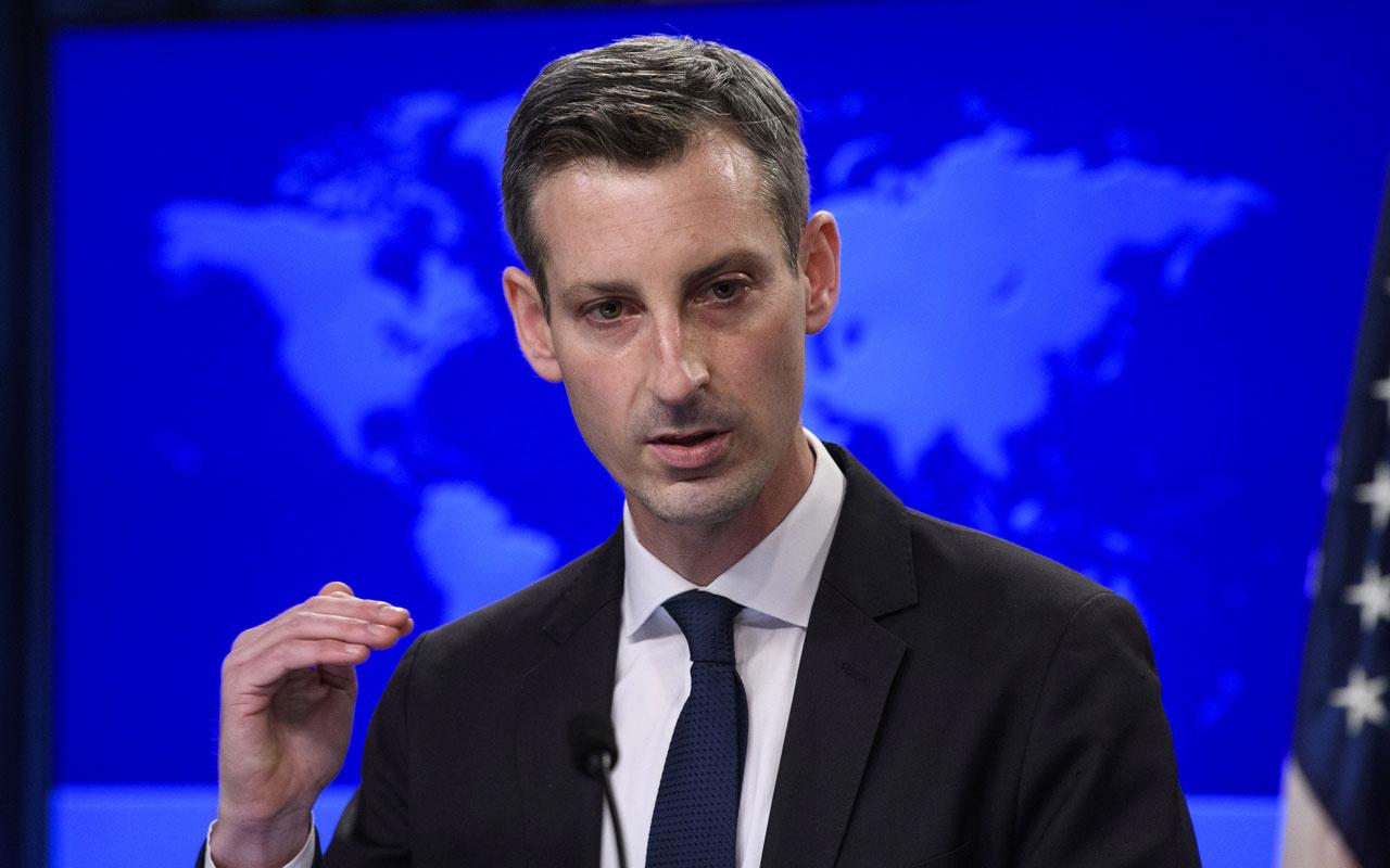 ABD Dışişleri Bakanlığı Sözcüsü Ned Price İdlib şehitlerini andı Türkiye'yi yalnız bırakmıyoruz