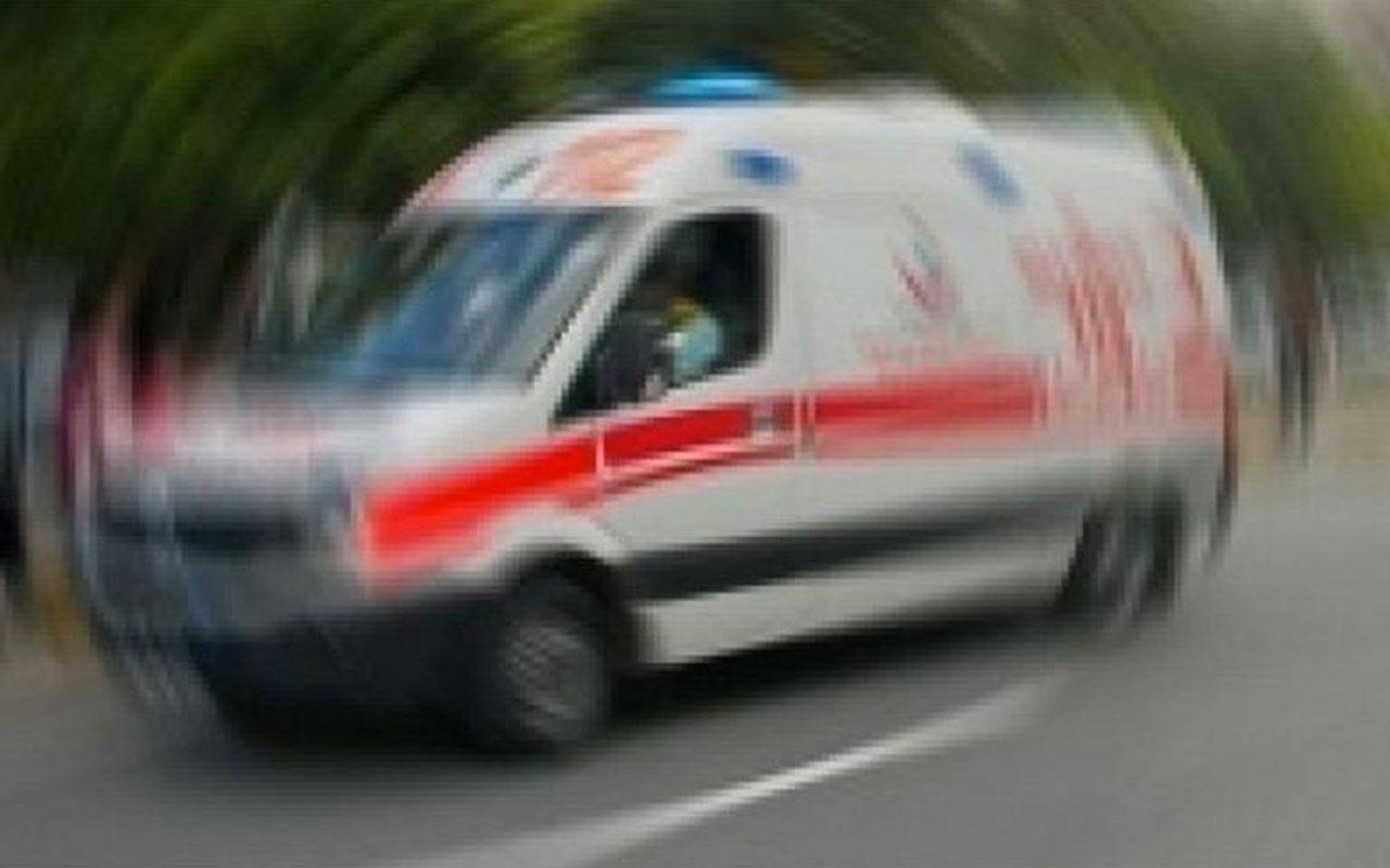 İzmir'de 5 yaşındaki çocuk yangında hayatını kaybetti