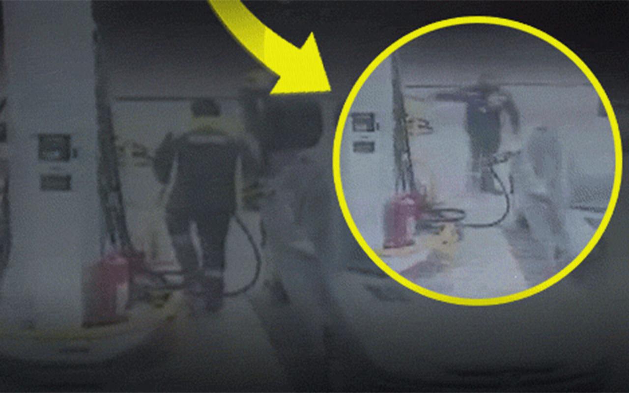 Ankara'da kamyondan fırlayan lastik can alıyordu