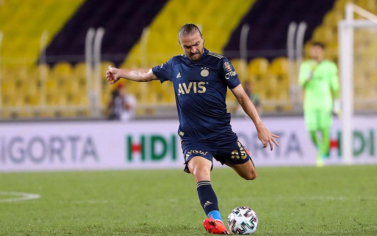 Fenerbahçe'de flaş Caner Erkin kararı