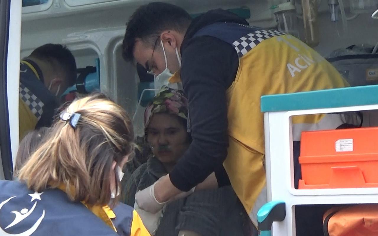 Zonguldak'ta evde hayatının hatasını yaptı! Yüzü ve elleri yandı