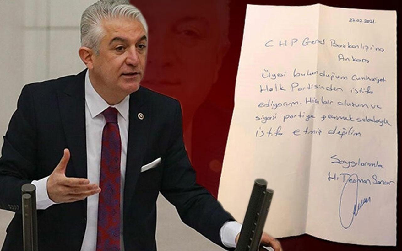 CHP'de 4 dakikalık kaset bombası! Özgür Karabat affedildi Teoman Sancar istifa ettirildi