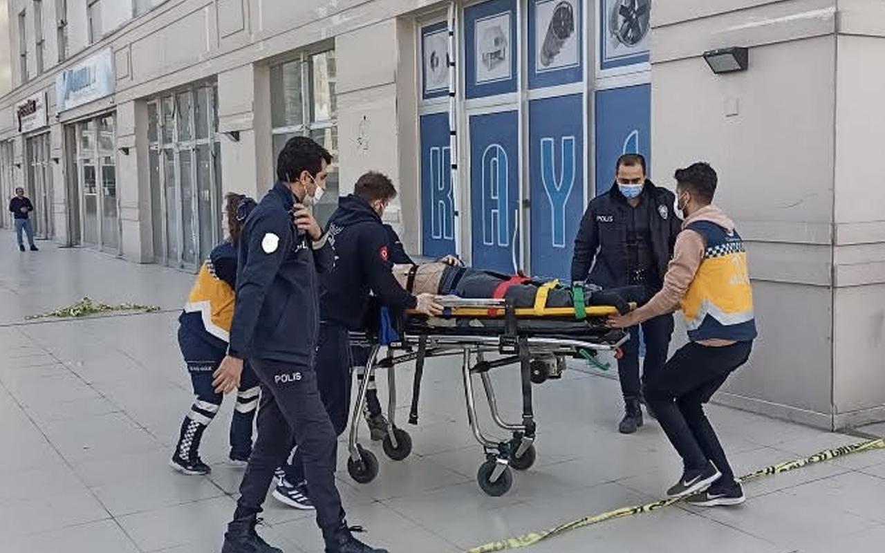 Esenyurt'ta feci olay! 16 yaşındaki genç 12'nci kattan düşüp öldü