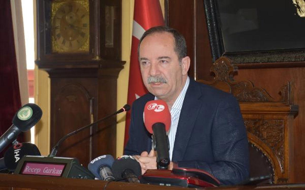 Edirne Belediye Başkanı 'hayal kırıklığı' diyerek uyardı: Kovid kırmızısından bir an önce kurtulalım