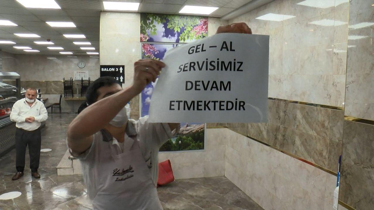 İstanbul'da kafe ve restoranlar uzun bir aradan sonra ilk müşterilerini aldı
