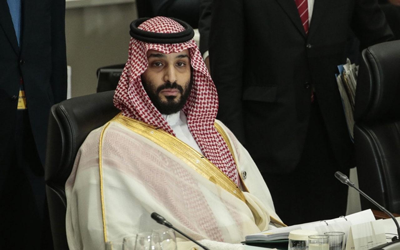 ABD'li vekillerden 'Muhammed bin Selman'a da yaptırım uygulansın' tasarısı