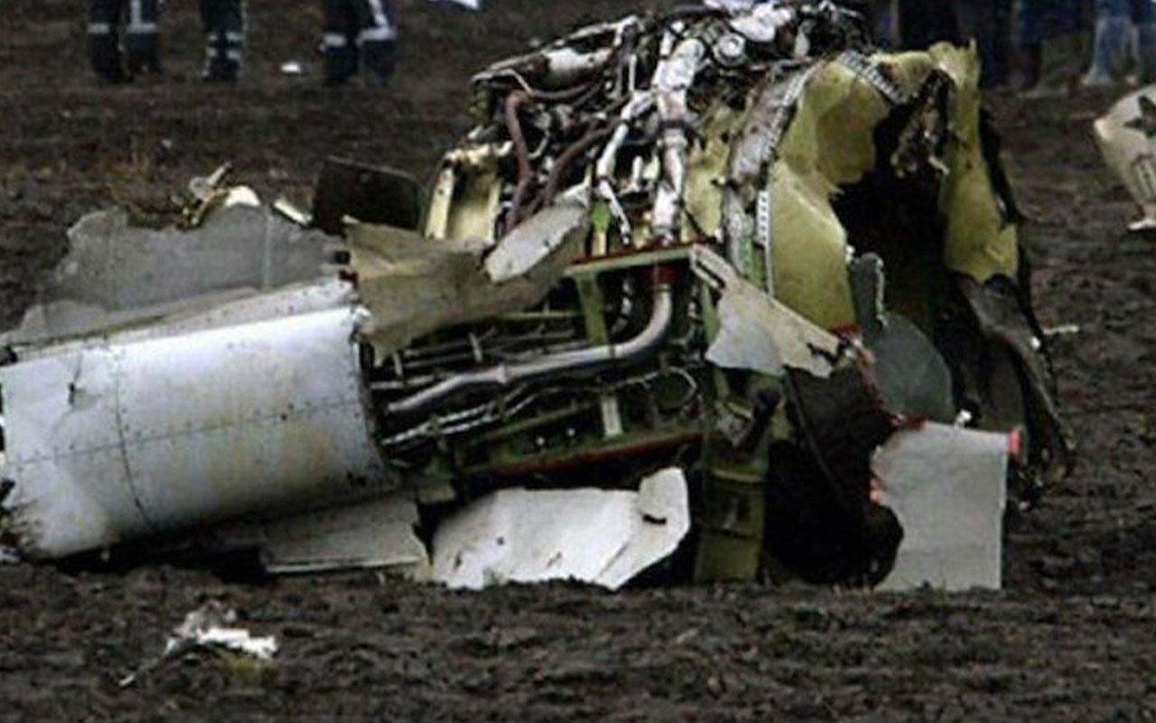 Güney Sudan'da yolcu uçağı düştü!