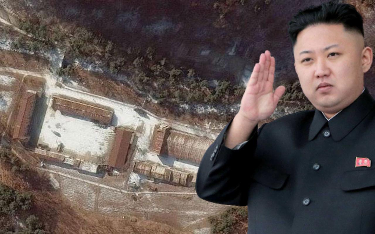 ABD dünyayla paylaştı! Kuzey Kore'nin nükleer tesisleri uydudan ifşa edildi