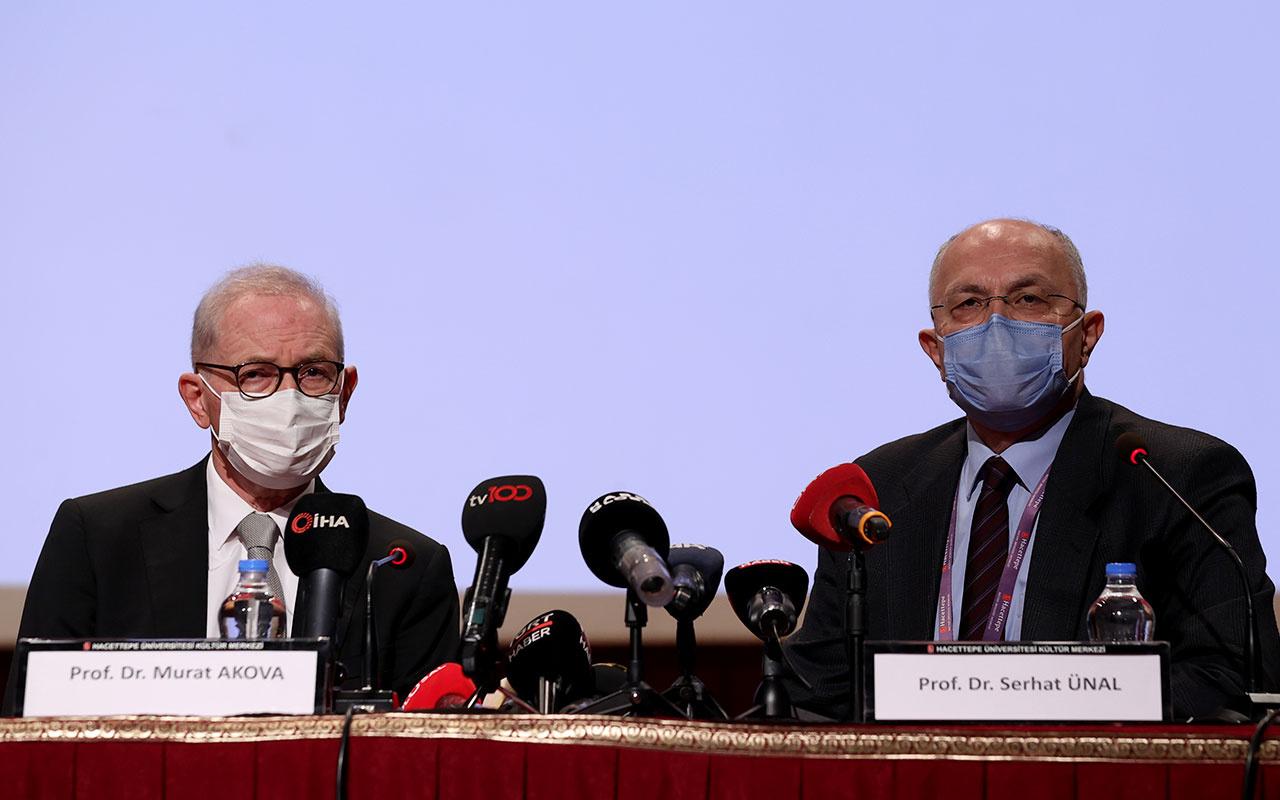 Çin aşısının 3 faz Türkiye sonuçları açıklandı! Aşının etkinlik oranı yüzde 83,5 çıktı
