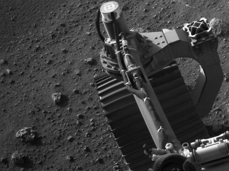 NASA'nın uzay aracı Perseverance Mars'tan detaylı yeni görüntüler gönderdi