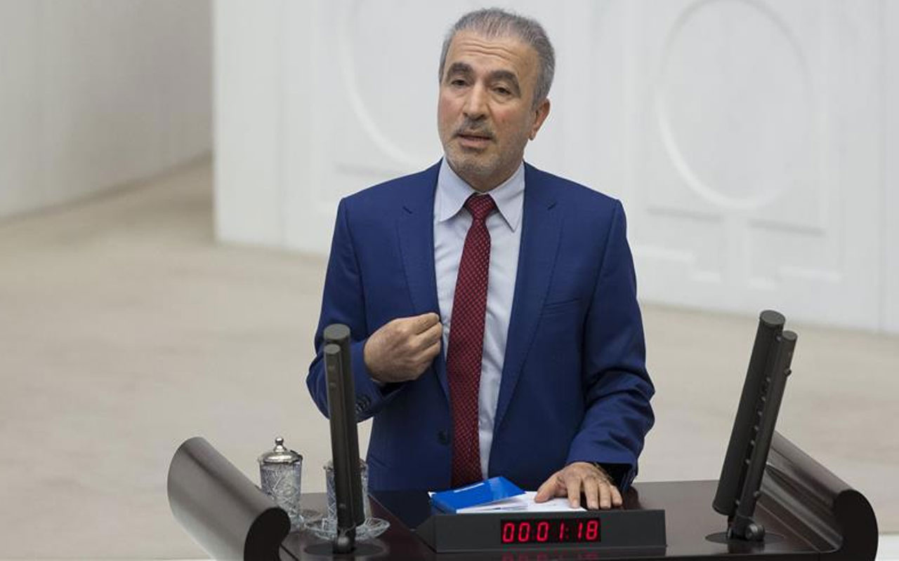 HDP'nin kapatılması tartışması! AK Partili Naci Bostancı 'cevabı hukukta' dedi