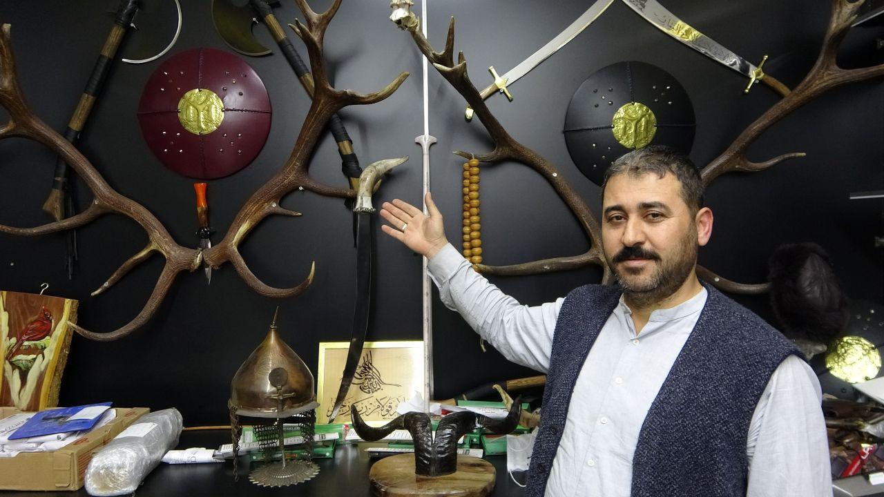 Osmaniye'de diziden etkilenip üretime başladı siparişlere yetişemiyor