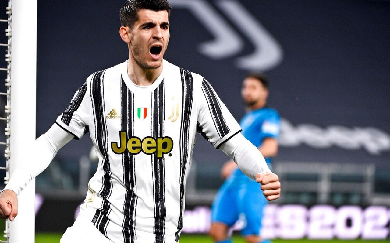Juventus, Spezia'yı ikinci yarıda bulduğu gollerle rahat geçti
