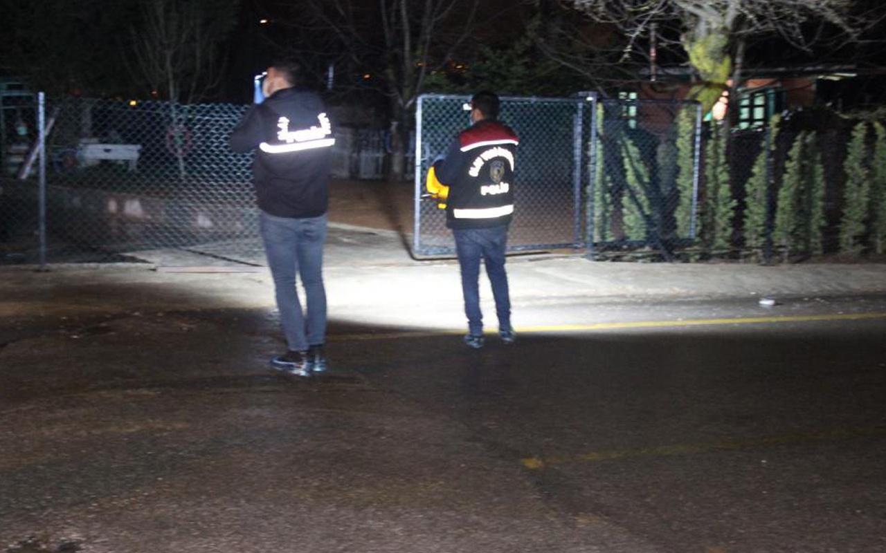 Kocaeli'de sesi duyan polise haber verdi! 25 yaşındaki genç hastaneye kaldırıldı