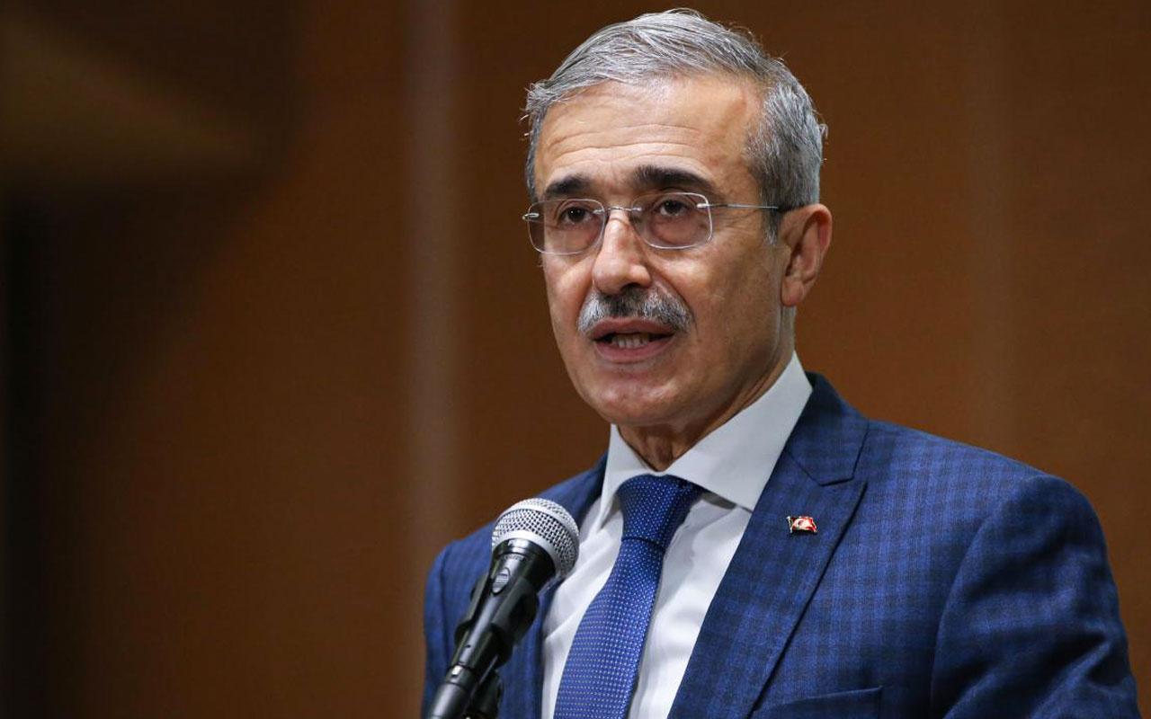 SSB Başkanı İsmail Demir'den ABD açıklaması! Yaptırımlarının etkisini görmedik