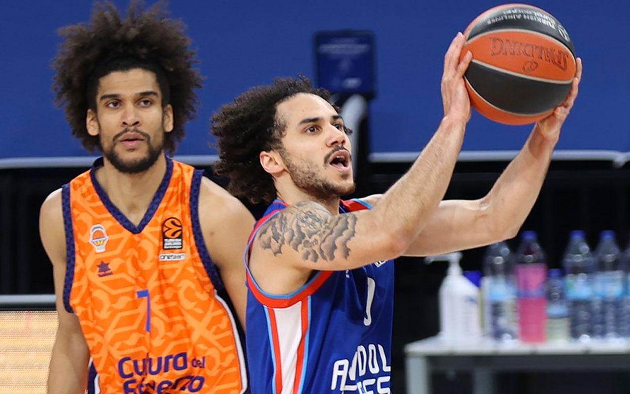 Anadolu Efes, Valencia Basket'i paramparça etti