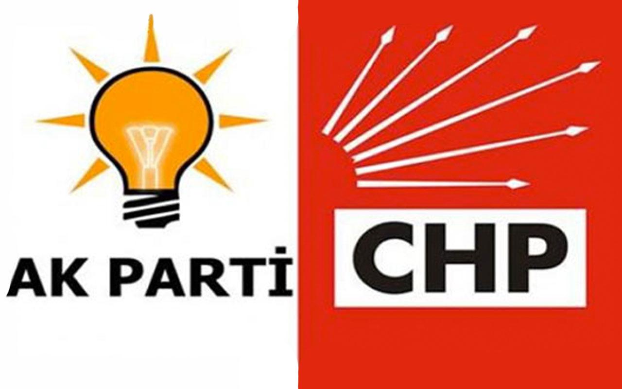 Üsküdar'da CHP'den istifa eden 3 Meclis üyesi AK Parti'ye geçti!