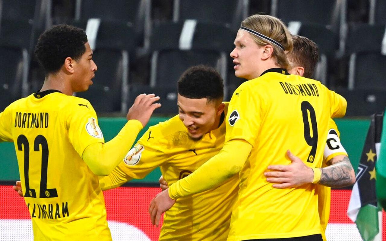Almanya Kupası'nda Borussia Dortmund yarı finalde