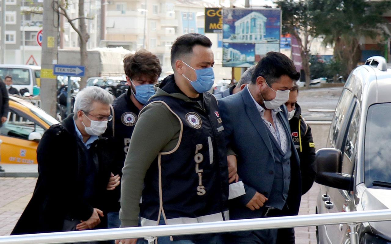 Alanya'da tapu dolandırıcılığı operasyonu! 3 kişi gözaltına alındı
