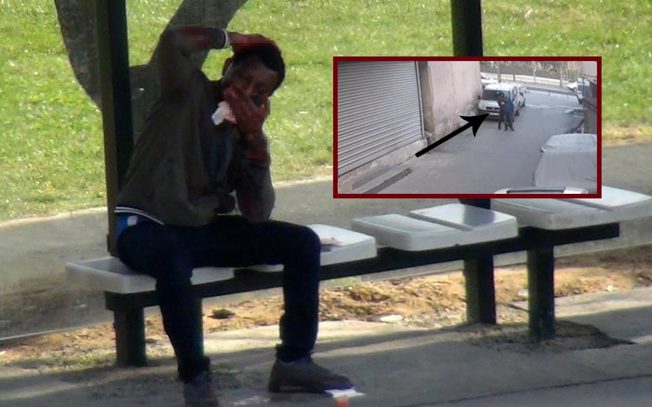 İstanbul'da sustalı dehşet! Askeri kamuflaj giyip 5 kişiyi bıçakladı 1 kişinin boğazını kesti