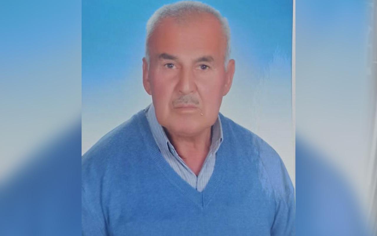Kilis'te korkunç ölüm! 78 yaşındaki adamın evine giden yakınları şok oldu