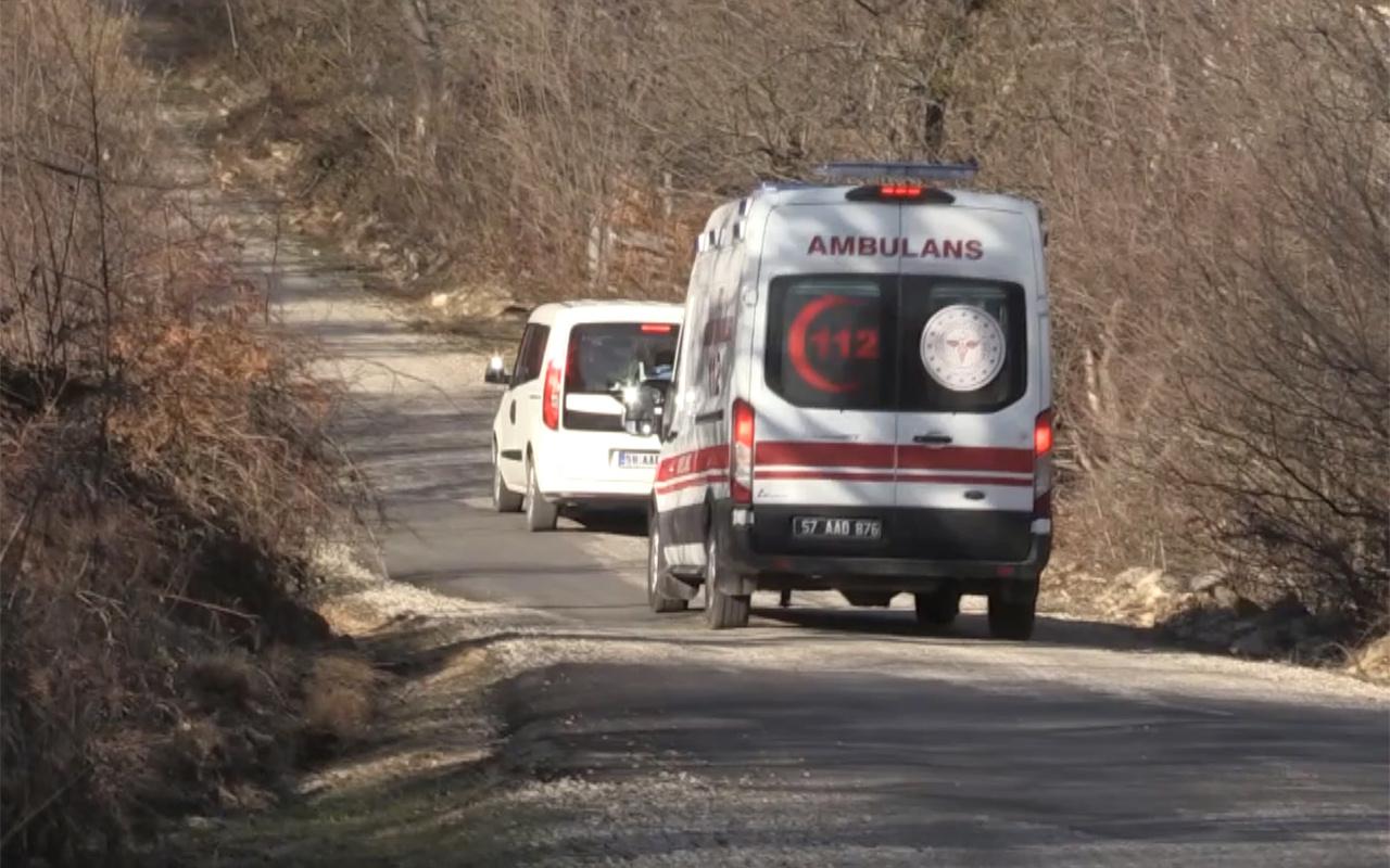 Sinop'ta eşi vefat eden yaşlı kadın 200 köylüsüne koronavirüs bulaştırdı
