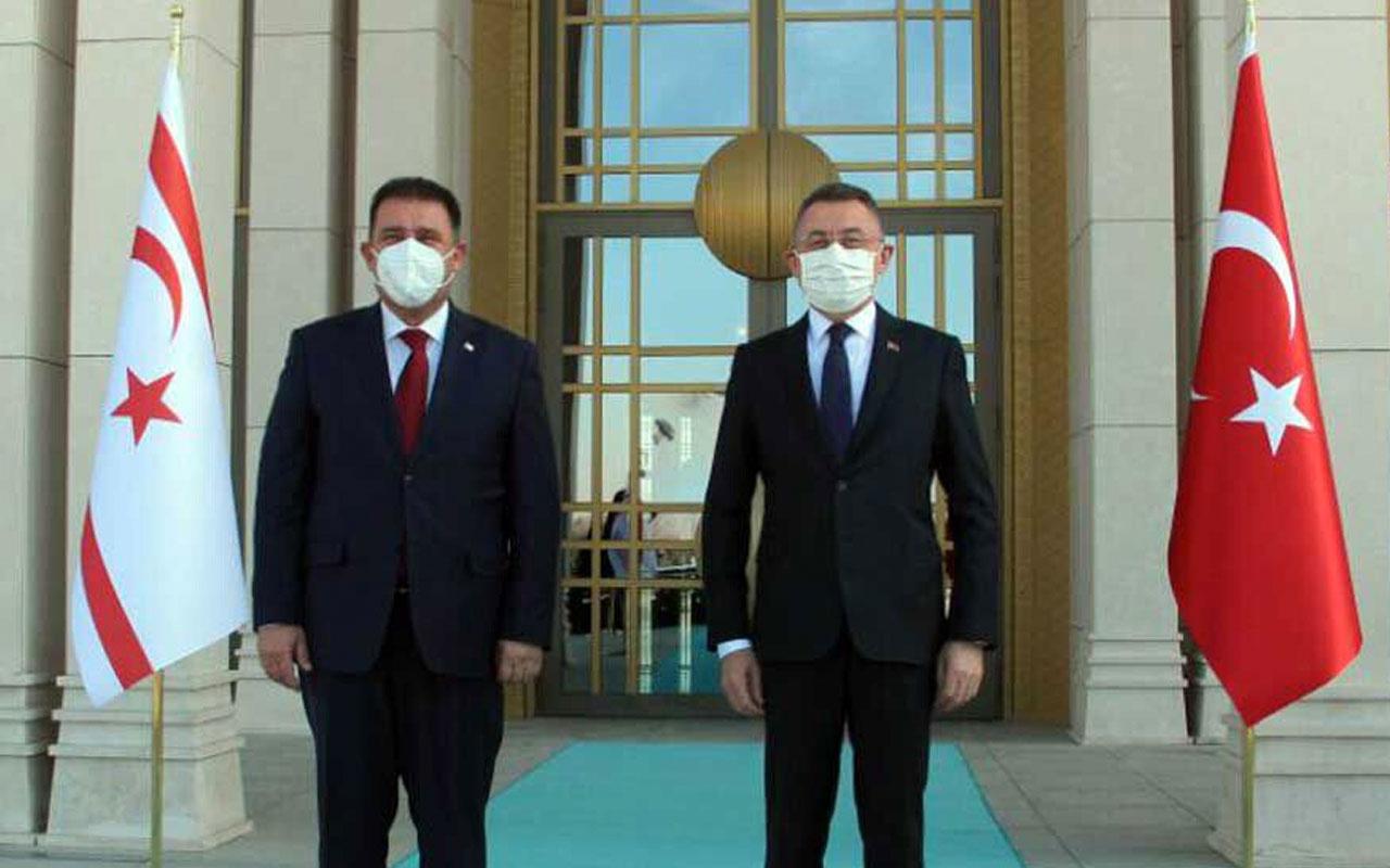 KKTC Başbakanı Ersan Saner: Bizim IMF'miz yok, ana vatanımız var