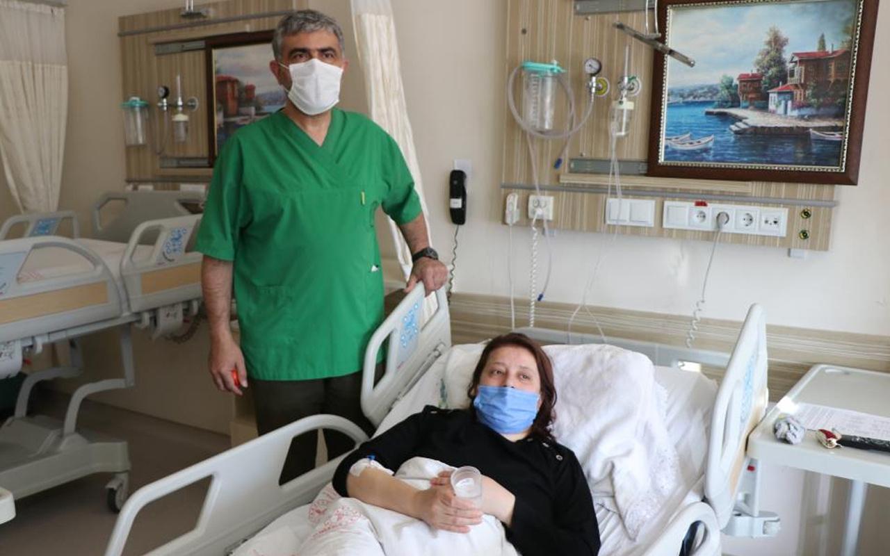 Karabük'te şiddetli ağrıyla gitti doktor bile şaştı kaldı: İlk defa başıma böyle bir şey geldi