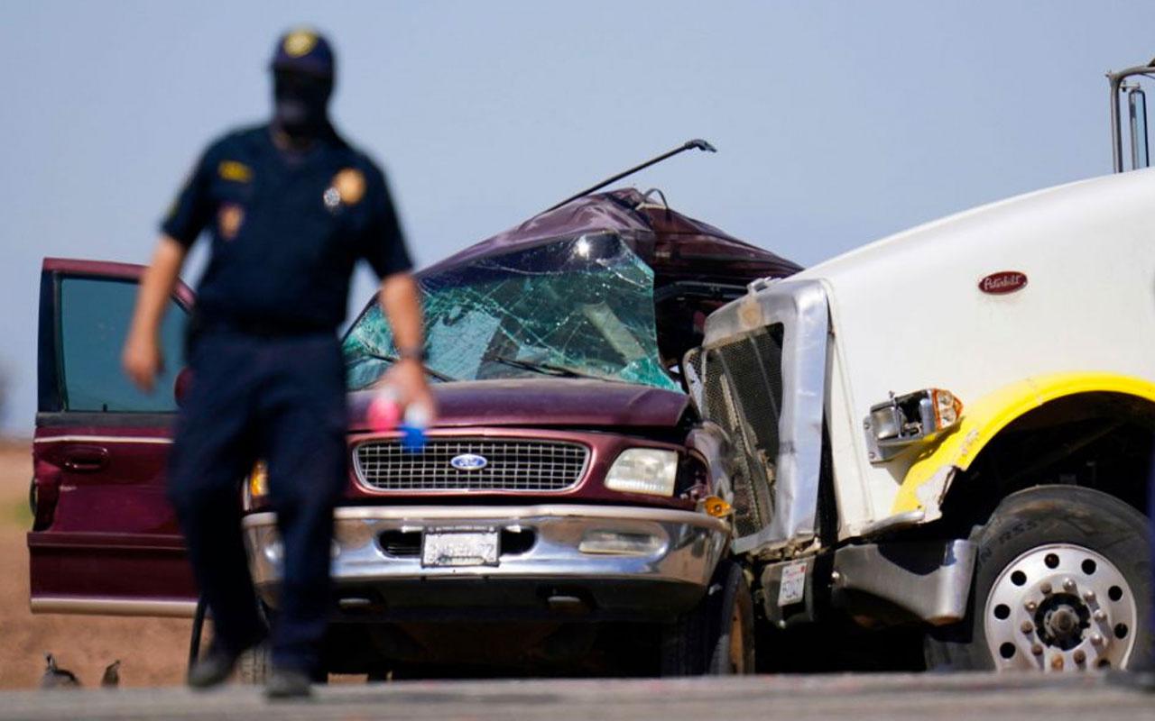 ABD'de korkunç kaza! Çok sayıda ölü var