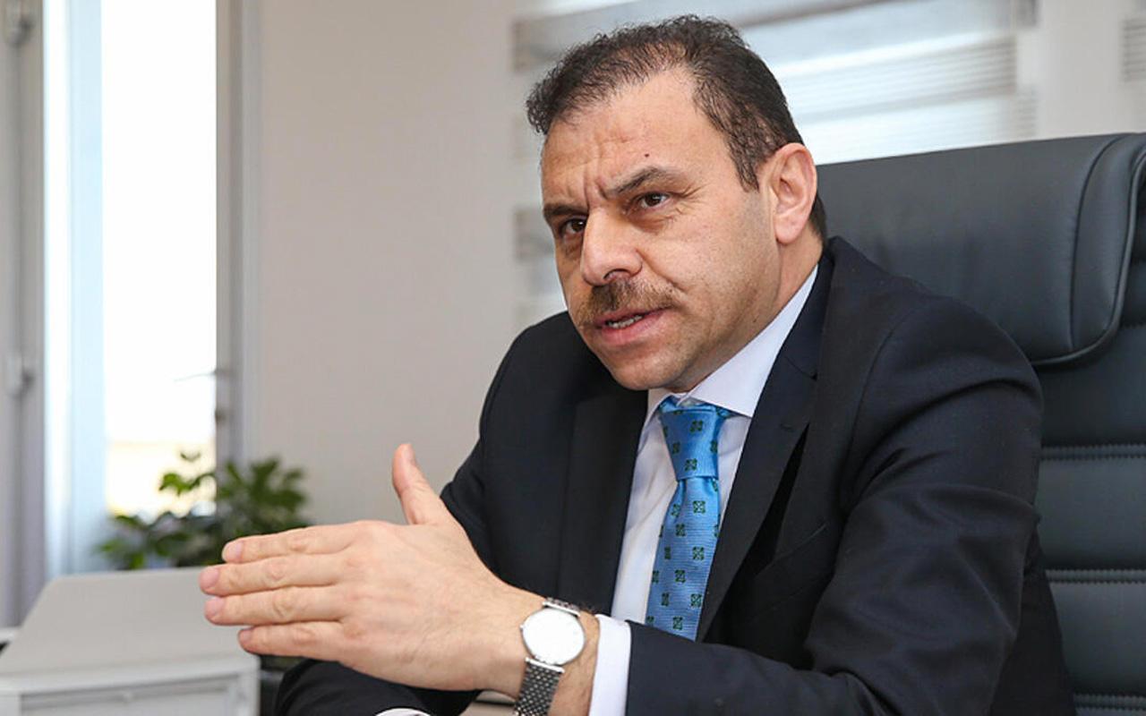 TMSF Başkanı Muhiddin Gülal'dan yeni altın rezervi açıklaması