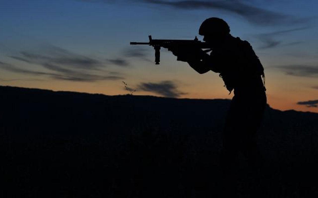 Milli Savunma Bakanlığı: 1 DEAŞ'lı terörist ile 1 PKK/YPG'li terörist etkisiz hale getirildi