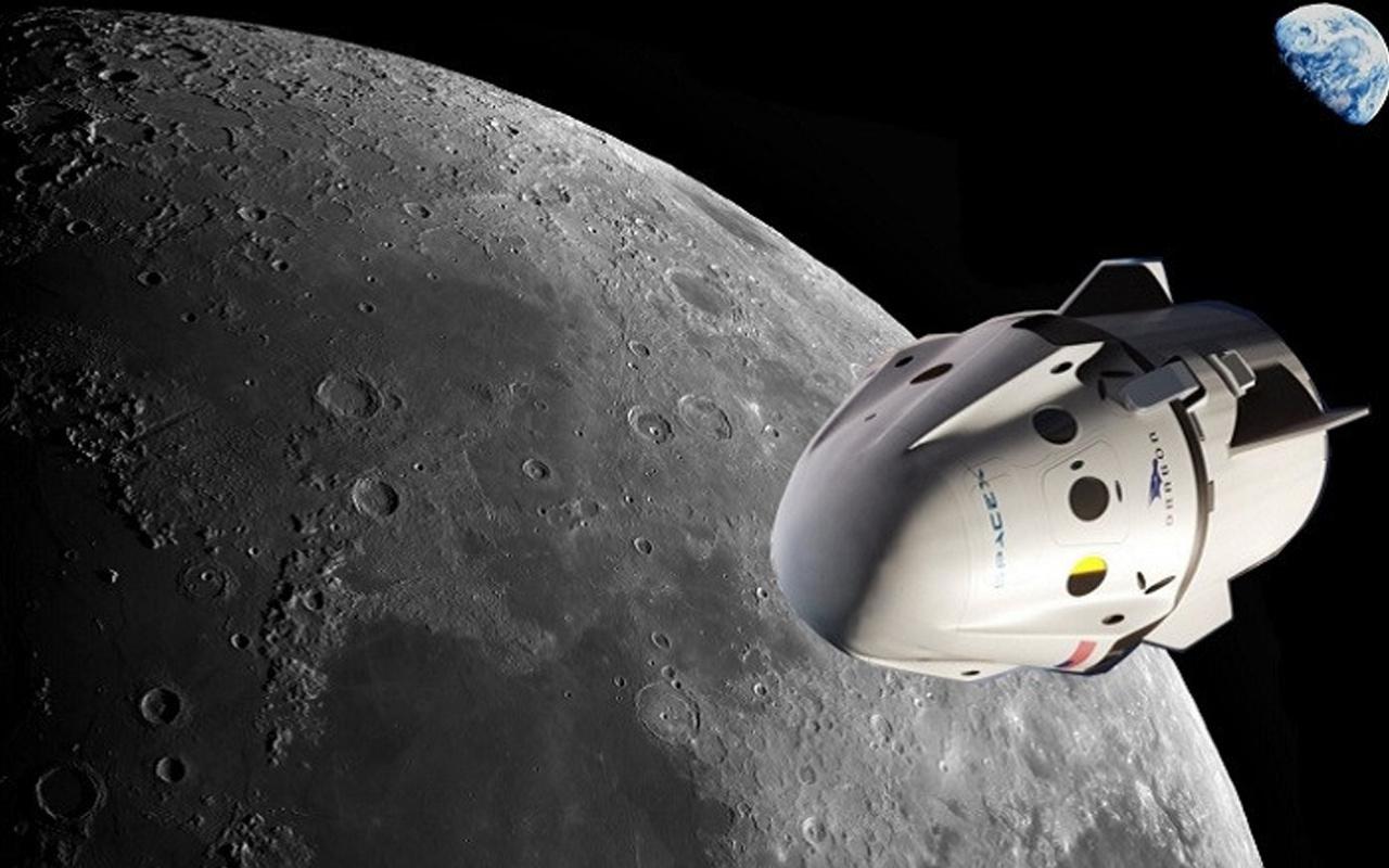 İlk uzay turisti duyurdu! Para almadan Ay'a 8 kişi götürecek işte şartlar