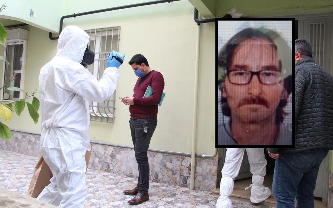 Antalya'da yakınları 3 gündür haber alamıyordu evinde ölü bulundu