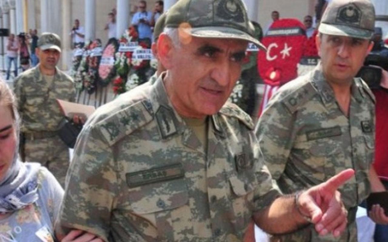 Bitlis'te şehit olan Korgeneral Osman Erbaş kimdir! FETÖ'ye direnmişti