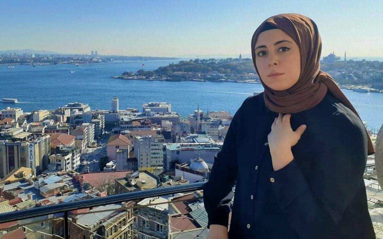 İstanbul Sultanbeyli'de balkondan atladığı iddia edilen genç kızdan dikkat çeken paylaşımlar