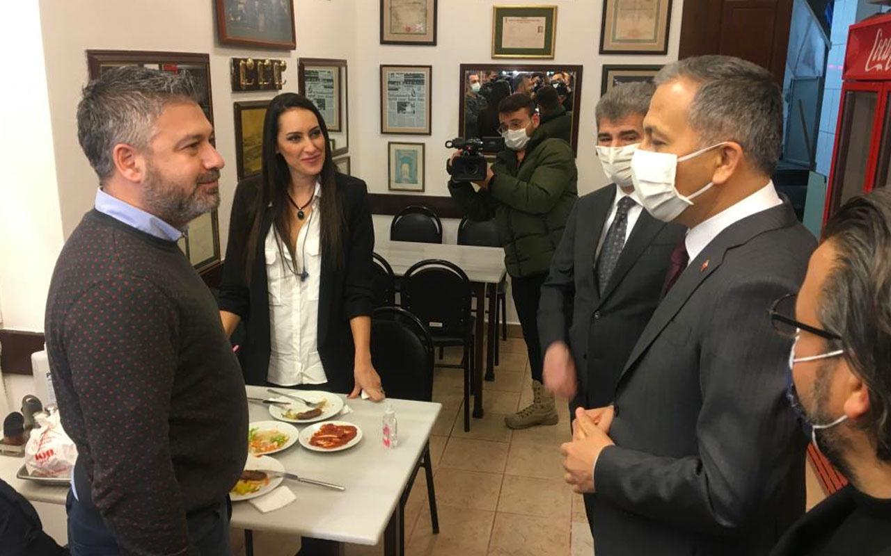 İstanbul Valisi Ali Yerlikaya'dan kontrollü normalleşme denetimi
