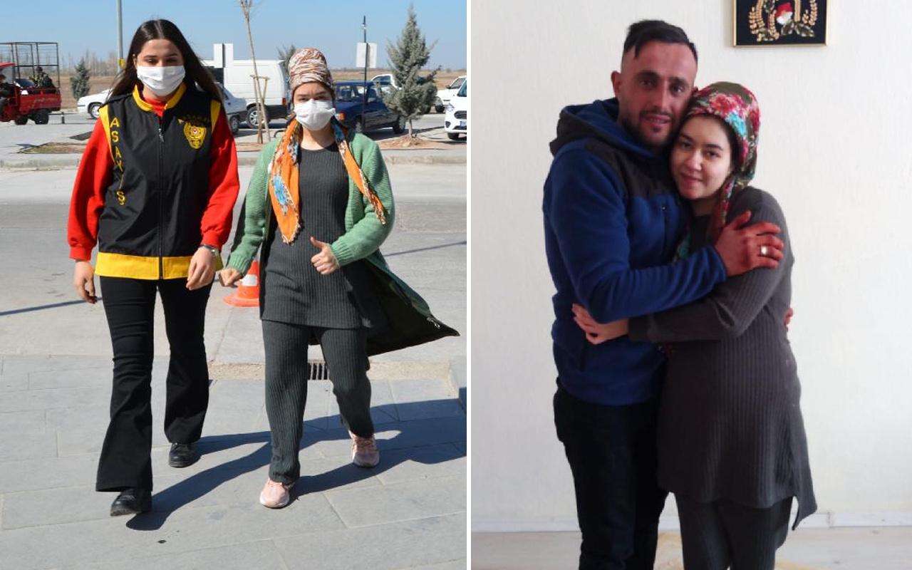 Ankara'da kaçırıldı denen Aleyna sosyal medyadan tanıştığı kişiyle Aksaray'a gitmiş