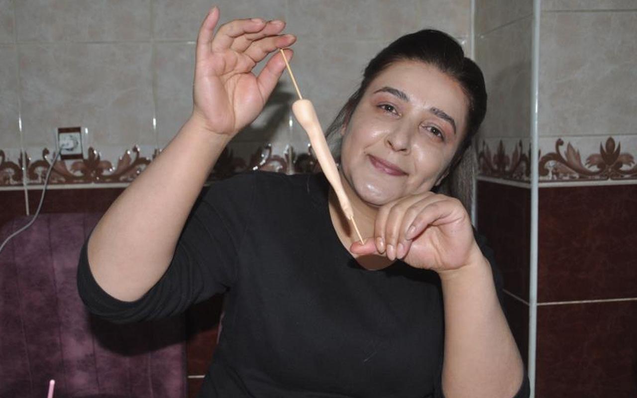 Hakkari'de mutfağı atölyeye çevirip üretti! Yurtdışından sipariş geldi teklif bile aldı