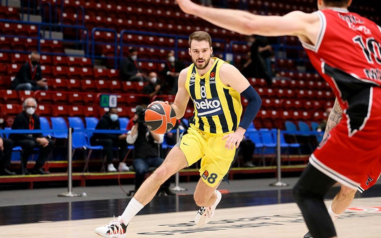 Fenerbahçe Beko, Milano'dan zaferle dönüyor