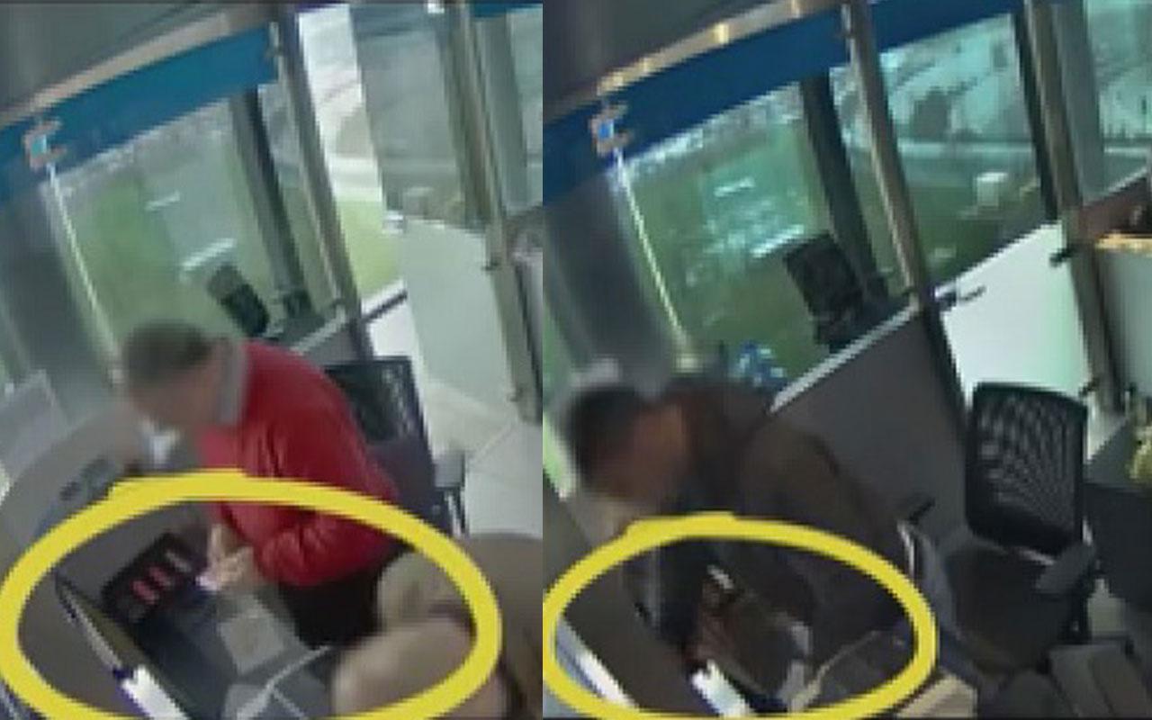 İstanbul Havalimanı'nda 'hırsız' memurlara operasyon! Para tırtıkladıkları anların görüntüleri ortaya çıktı