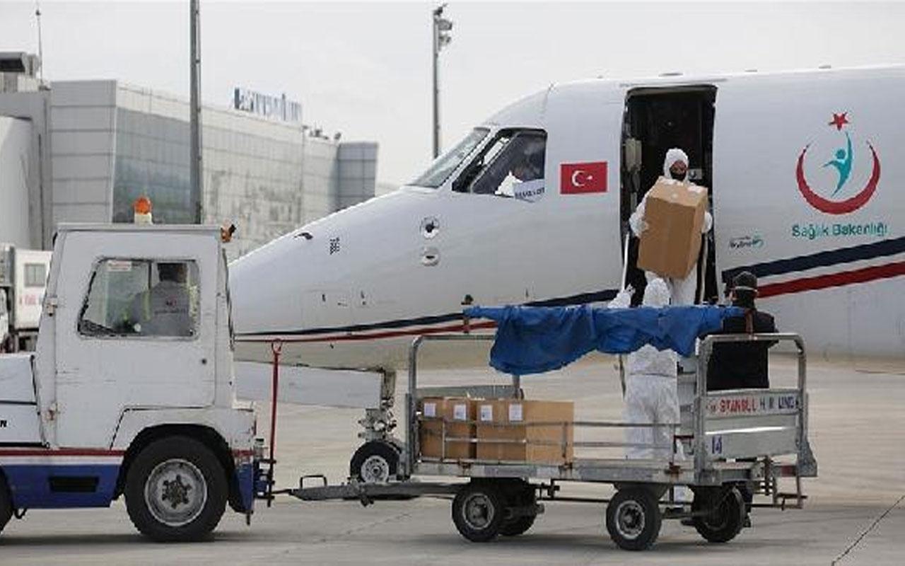Destek devam ediyor! Türkiye'den KKTC'ye 20 bin doz Sinovac aşısı daha