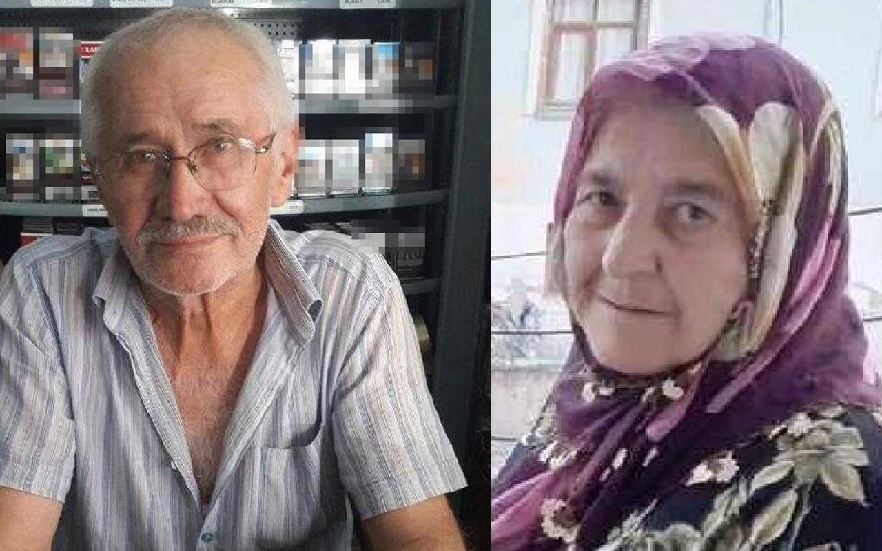 Amasya'da karı- koca 10 saat arayla koronavirüsten hayatlarını kaybetti