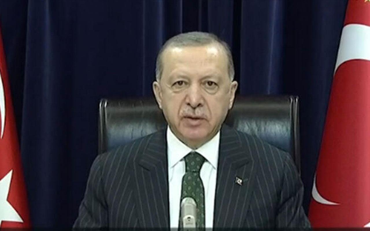 Cumhurbaşkanı Erdoğan'dan Millet İttifakı'na sert tepki! 40 yamalı bohça